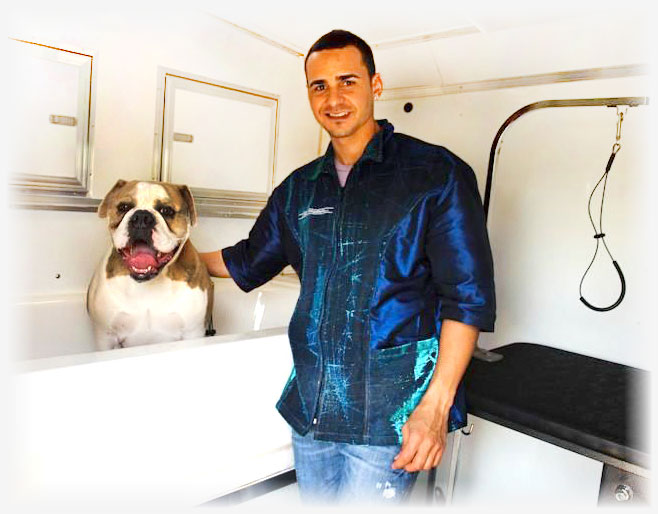 Mobile Dog Grooming North Vancouver